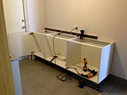 Install Wall Cabinets How To Install Kitchen Cabinets Wall And Floor For How To Install