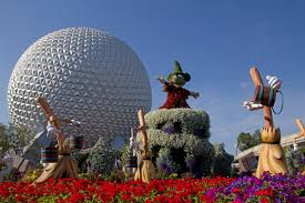 Mickey Mouse Topiary Mickey Mouse Fantasia Topiaries Naturetime