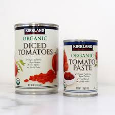 krikland costco u0027s kirkland signature brand tomato products are in bpa free