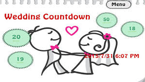 Wedding Countdown The Wedding Countdown On The App Store