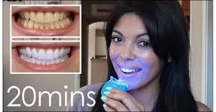 how to use teeth whitening kit with light professional home led light teeth whitening kit philly com