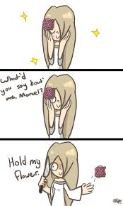 Hold My Flower Meme - snapdragon s flower by minty illusion on deviantart