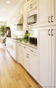 what floor goes best with white cabinets beautiful and bright luxury kitchen with light wood floors