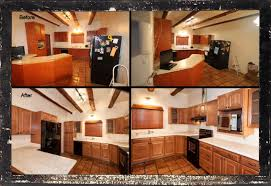 Cheap Kitchen Remodel Ideas Before And After Kitchen Remodels On A Budget Before And Afters Kitchen Remodels