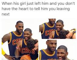 Kyrie Irving Memes - 15 best memes of kyrie irving getting cheated on sportige