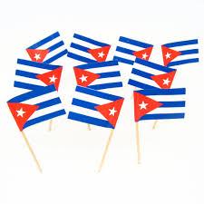 cuban flag toothpicks cuba theme party decorations u0026 supplies