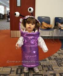 monsters inc costumes made with by you party costume ideas monsters inc boo