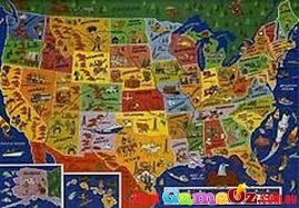 map usa jigsaw united states of america jigsaw puzzle 500pc by jr jigsaws