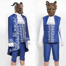 Ebay Size Halloween Costumes Mens Beast Costume Ebay