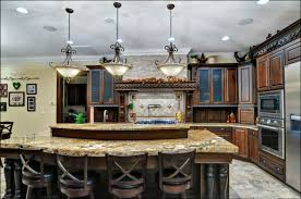 multi level island can hide dirty dishes kitchen island