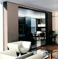 large room dividers partitions turn that half wall into a