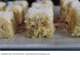 Homemade Coconut Cake by Coconut Cake Bites The Doctors U0027 Mess