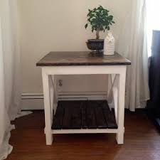 alluring x side table and ana white rustic x end table diy