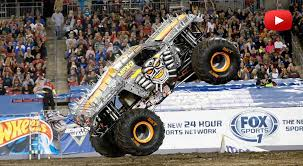next monster truck show videos monster jam