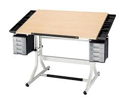 Drafting Tables With Parallel Bar Drafting Board Parallel Bar Pedstal Drafting Tables Drafting