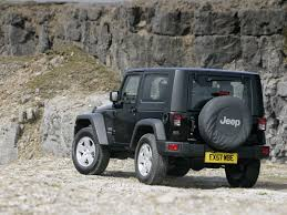 jeep wrangler back jeep wrangler uk 2008 picture 9 of 16