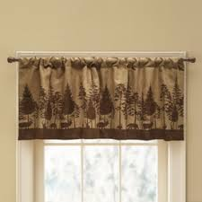 Curtains At Lowes Shop Valances At Lowes Com