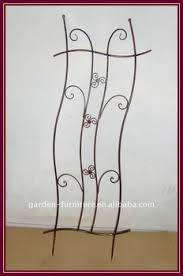 garden wall trellis wrought iron metal fence buy garden wrought