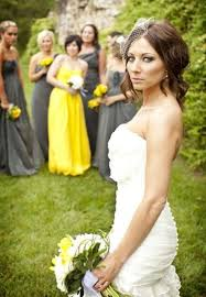 the maid of honor wearing a different dress 34 cool ideas