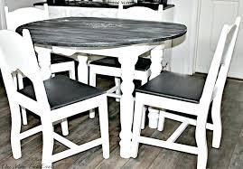 white farmhouse kitchen table fascinating black kitchen table somerefo org
