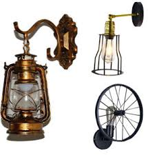 Edison Wall Sconce Vintage Industrial Edison Wall Sconce Retro Light Wall L