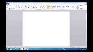 Resume Templates In Ms Word How To Find And Create A Resume Template In Microsoft Word 2010