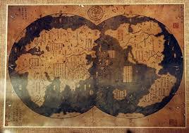 secret map 4 000yo ancient map s of entire planet page 1