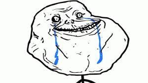 Forever Alone Meme Face - animated meme forever alone youtube