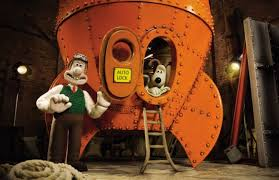 Wallace And Gromit Hutch Wallace And Gromit Creator Nick Park Reveals His First Ever