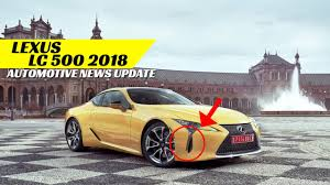 lexus lc 500 review motor trend must watch 2018 lexus lc 500 youtube