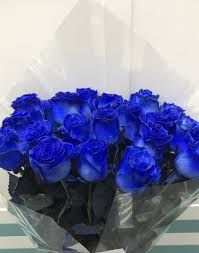 blue roses delivery bouquet of 25 blue roses buy price 32500tg delivery and order
