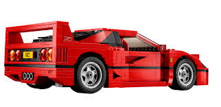 ferrari lego lego ferrari f40 is a pile of bricks