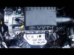 2008 toyota yaris 1 3 vvti engine 2sz youtube