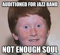 Meme Red Hair Kid - over confident ginger know your meme