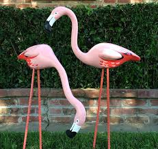 1950 s atomic concrete flamingo restoration hepcats