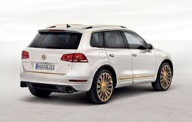 gold color cars volkswagen touareg gold edition cars prices review