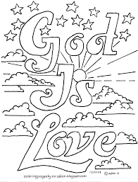 coloring pages sunday preschool printable christian page