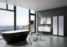 free standing bathtub oval solid surface bilbao riho