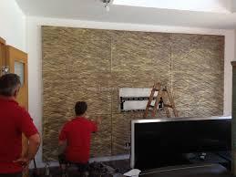 Wandgestaltung Wohnzimmer Mit Beleuchtung Wohnzimmer Wandgestaltung Steinoptik Mxpweb Com