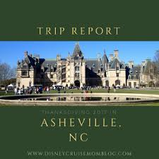 thanksgiving in asheville nc the biltmore estate disney