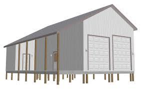 House Barn Plans Floor Plans by Free Pole Barn House Floor Plans Barn Decorations