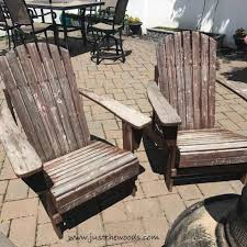 What Are Adirondack Chairs Painting Outdoor Adirondack Chairs With Homeright Finish Max Extra