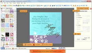 wedding program maker greeting card maker software happy new year christmas wedding card