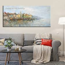 Wall Art For Living Room by Online Get Cheap Simple Oil Painting Aliexpress Com Alibaba Group