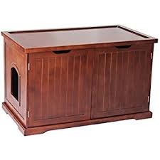 Dog Crate Furniture Bench Amazon Com Ecoflex Litter Loo Litter Box Cover End Table