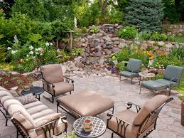 Ideas For Garden Furniture by Outdoor Room Design Ideas For Any Budget Hgtv