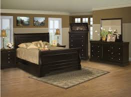 Bedroom Furniture St Louis Bedroom Set Black Cherry Finish And King Size
