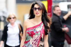 is amal clooney hair one length get amal s blow dry and manicure at michael john london salon