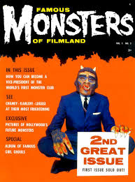 famous halloween monsters famous monsters of filmland alexvorkovwriter