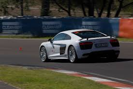 audi supercar audi r8 v10 plus video review mount panorama pov motor